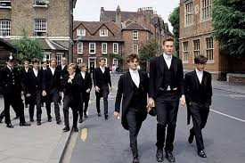 Eton College - Studenten