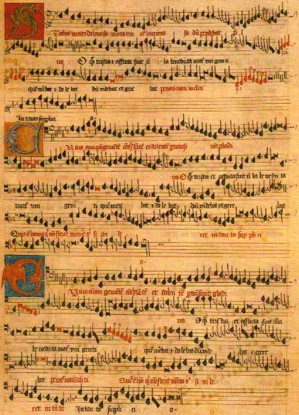 Eton Choirbook - Tudorperiode